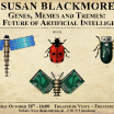 Genes, Memes And Tremes: The Future Of Artificial Intelligence - Susan Blackmore, Theater de Veste, Delft