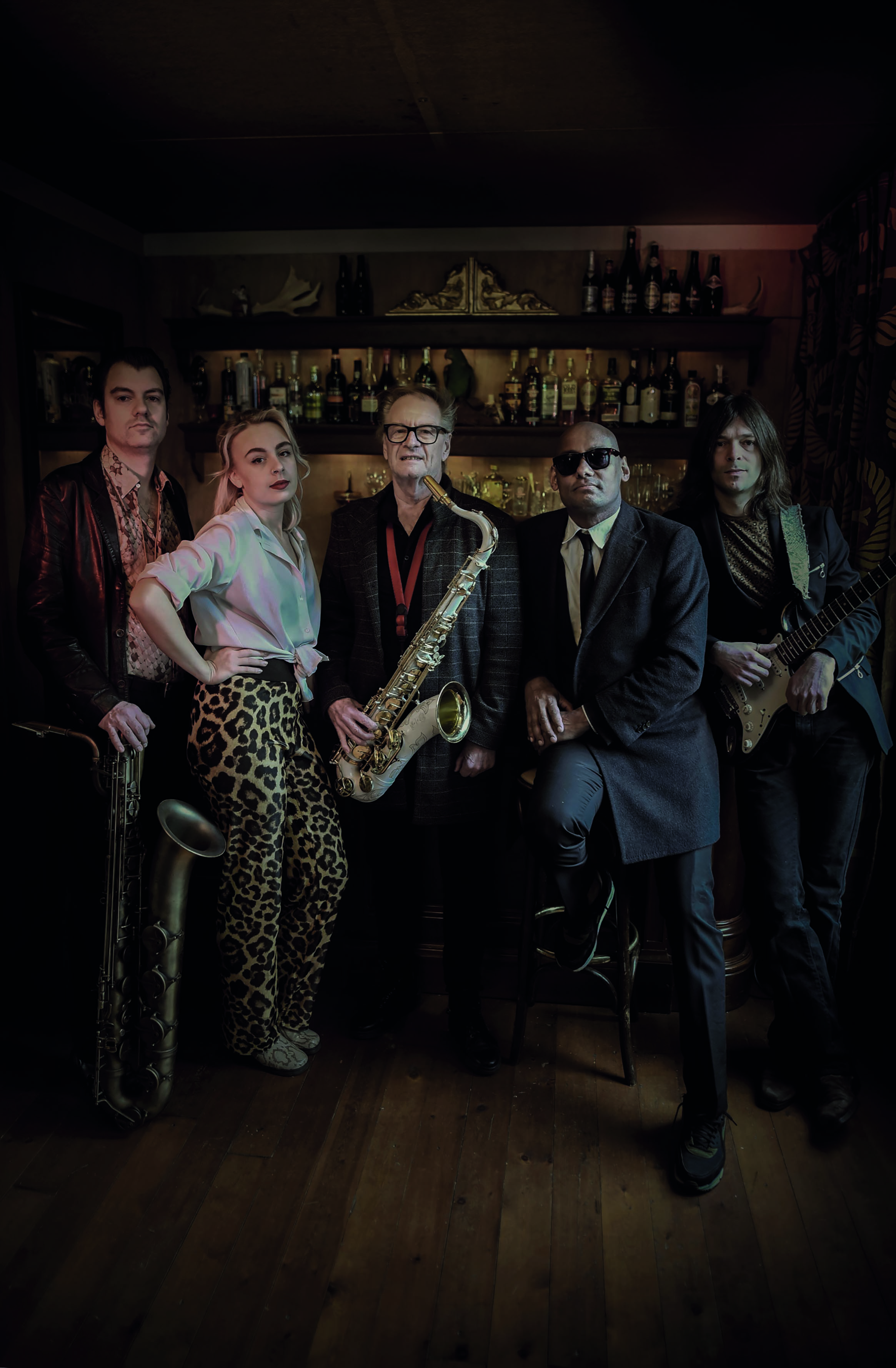Uitgaansagenda Zeist: Dulfer plays Blues