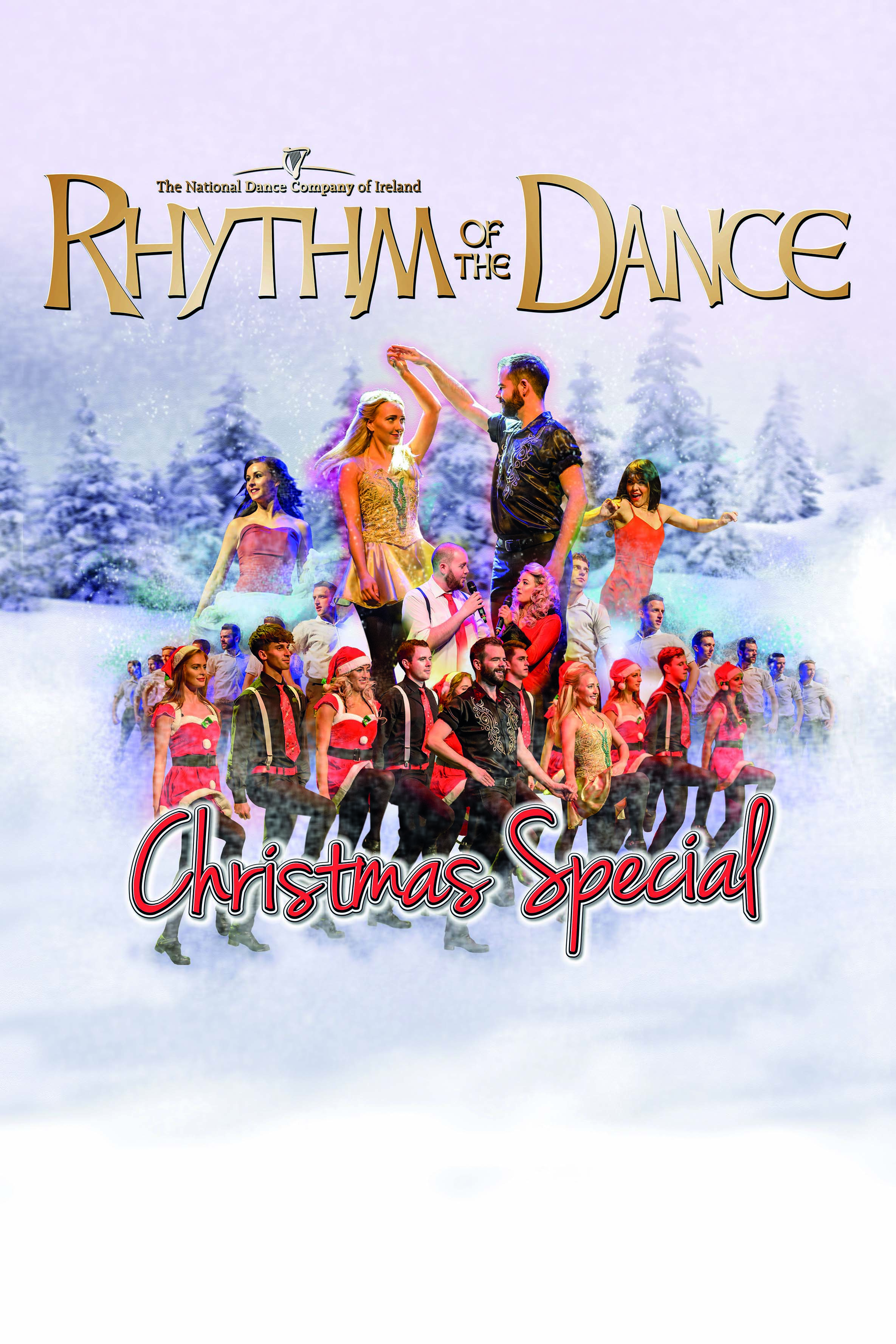 Uitgaansagenda Zeist: Rhythm of the Dance- The Christmas Show