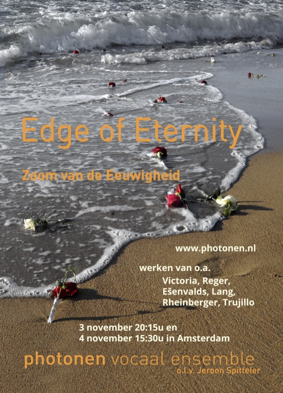 Uitgaansagenda Amsterdam: Photonen Zingt Edge Of Eternity