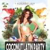 Uitgaansagenda Den Helder: Coconut Latin Party - Fiesta Coconut Met Workshop Om 21.00 Uur