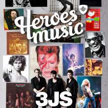 Uitgaansagenda Breda: Heroes of music