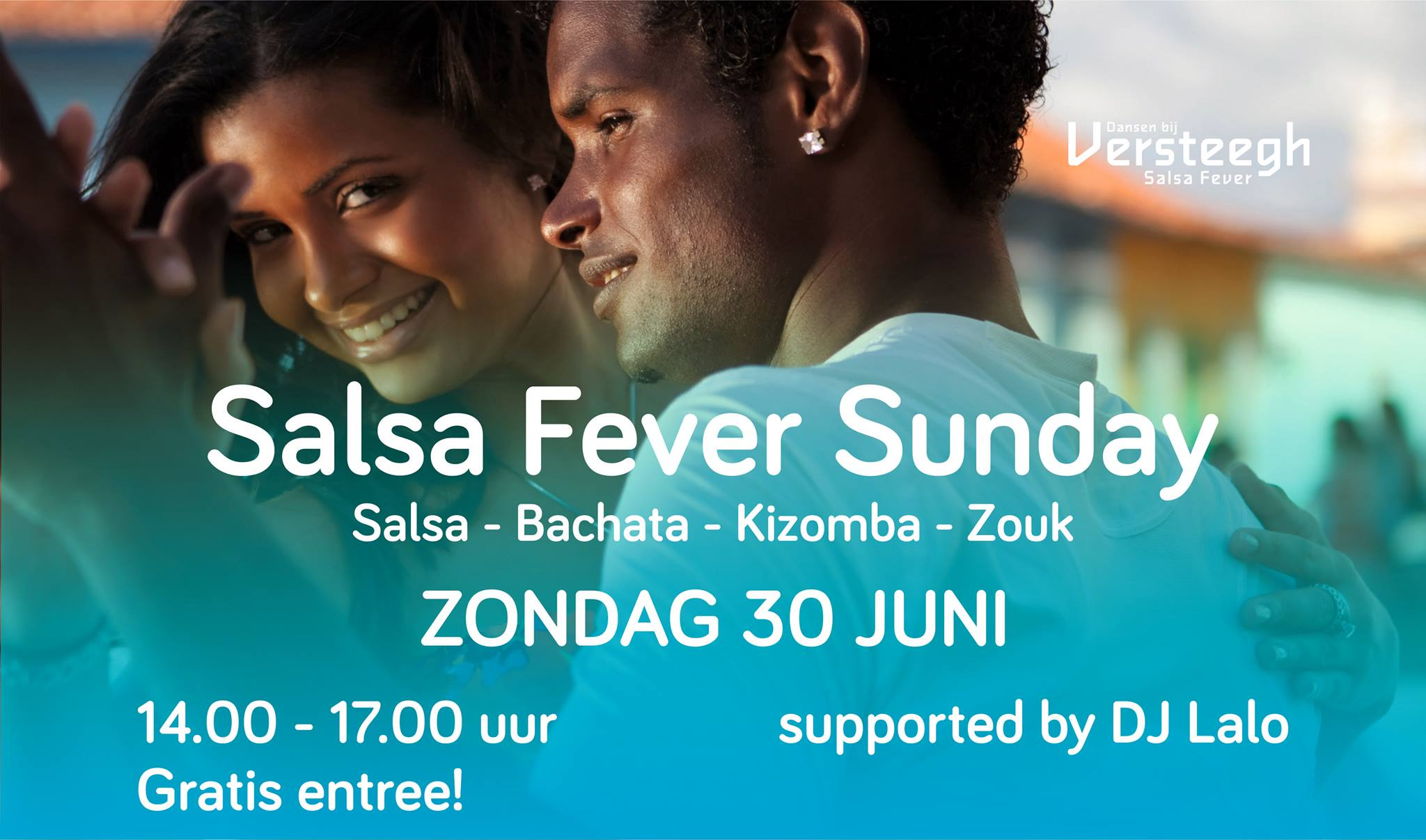 Salsa Fever Sunday!