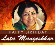 Celebrating 90Th Birthday Of Lata Mangeshkar – The Legendary 'Melody Queen Of India' - Madhu Lalbahadoersing, Mona Siddiqui, Sangeeta Bhageloe & Bela Sulakhe (India)