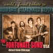 Uitgaansagenda Naaldwijk: A Tribute To Creedence Clearwater Revival - The Fortunate Sons (Usa)