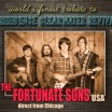 Uitgaansagenda Gouda: A Tribute To Creedance Clearwater Revival - The Fortunate Sons (Usa)