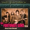 Uitgaansagenda Heerenveen: A Tribute To Creedence Clearwater Revival - The Fortunate Sons (Usa)