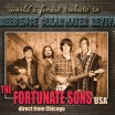 Uitgaansagenda Rotterdam: The Fortunate Sons (Usa) - A Tribute To Creedence Clearwater Revival