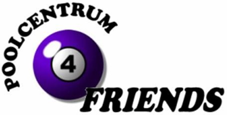 Logo Poolcentrum 4 Friends
