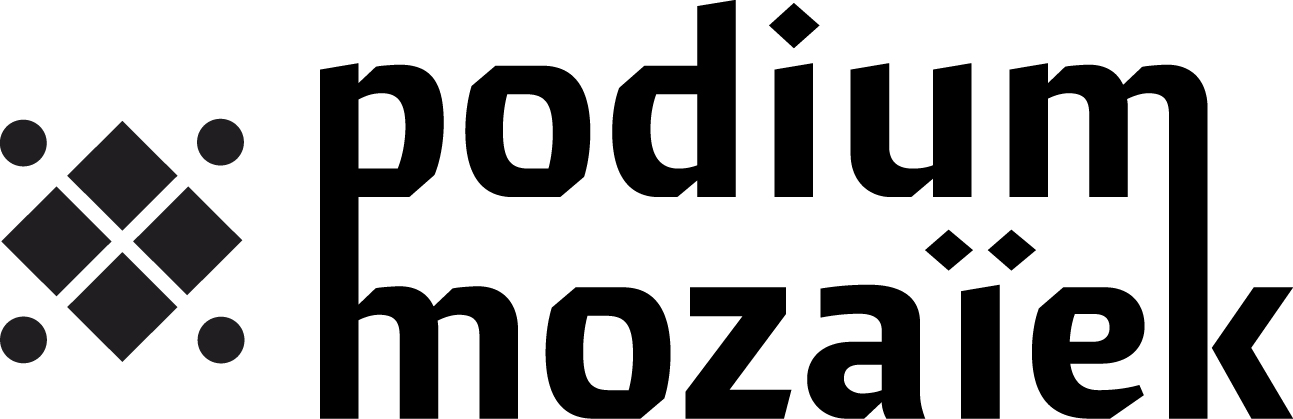 Logo Podium Mozaiek
